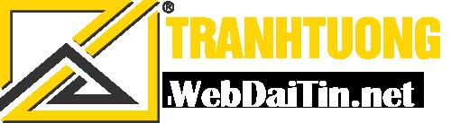 Mẫu web bán tranh tường – Web Đại Tín